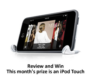 Review Your Host and Win an iPod Touch