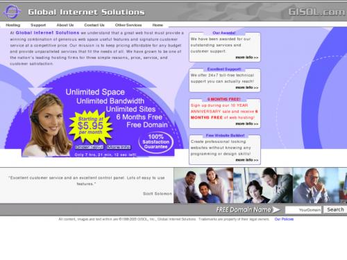 Global Internet Solutions