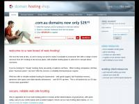 Domain Hosting Shop